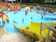 "photo de OUVERTURE DU PARC AQUATIQUE ""AQUALAND"""