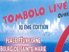 picture of TOMBOLO LIVE 10ème Edition