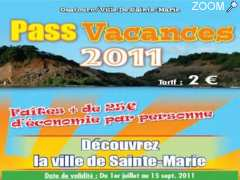photo de Pass Vacances 2011