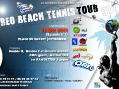 photo de OREO BEACH TENNIS TOUR