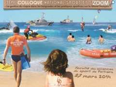 picture of COLLOQUE NATIONAL « SPORT ET SÉCURITÉ » à POITIERS LE 27 MARS 2014