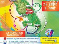 "photo de 31 ème Tour des Yoles Rondes de la Martinique 2015""La Transition Energétique"""