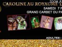 photo de CAROLINE AU ROYAUME DU CARNAVAL / GRAND CARBET DU PARC AIME CESAIRE