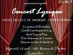picture of CONCERT LYRIQUE