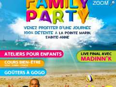 "foto di "" La Family Party "" du Dimanche 24 Mai à Ste Anne"
